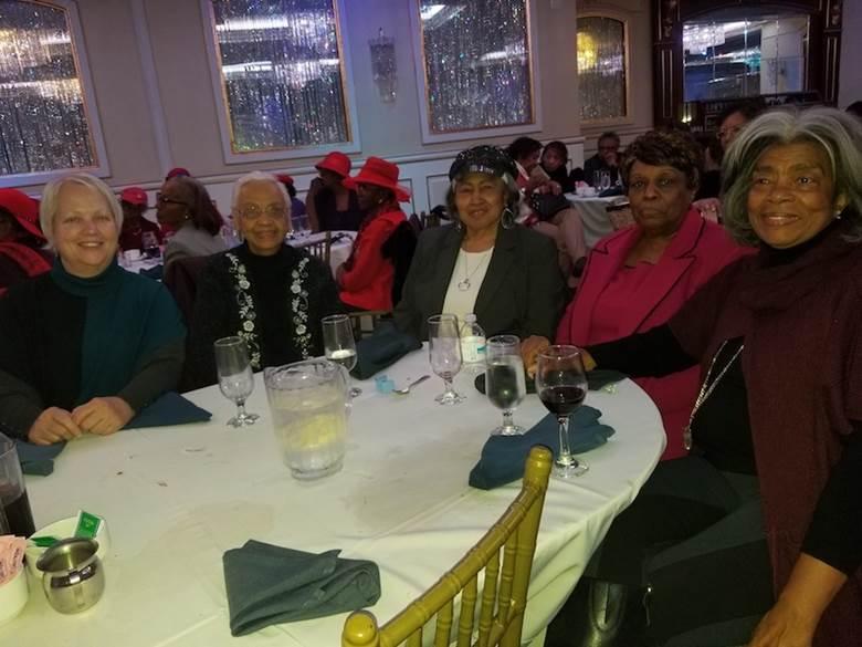Women Sitting 5